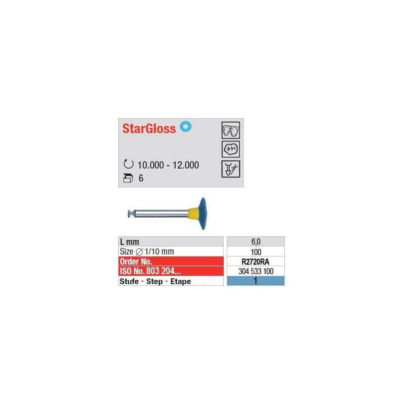 StarGloss - étape 1 - R2720RA