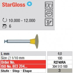 StarGloss - étape 3 - R2740RA