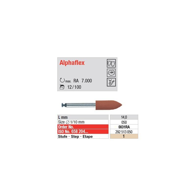 Alphaflex - étape 1 - 0031RA