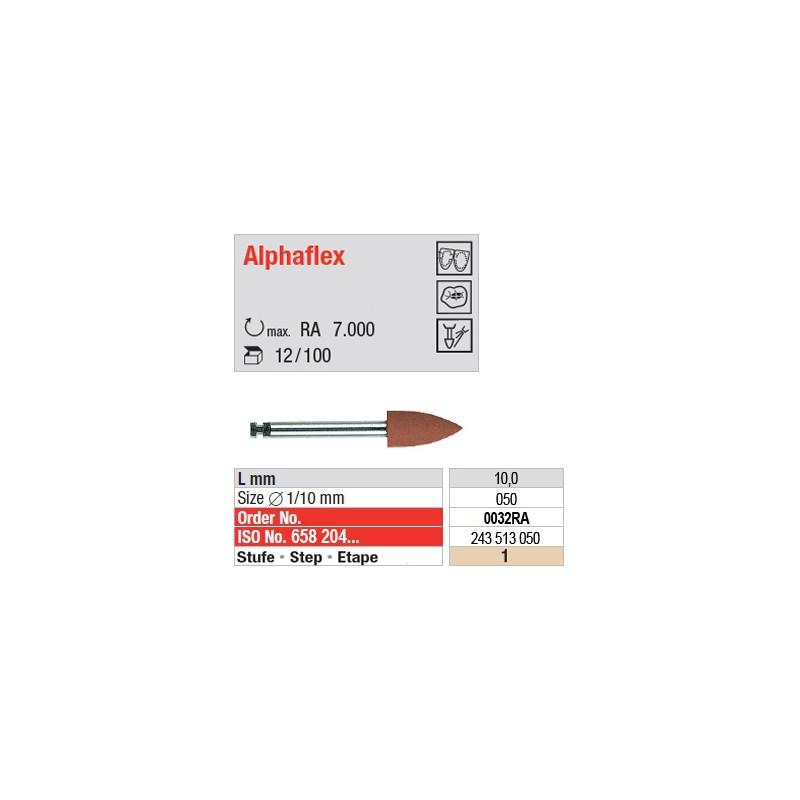 Alphaflex - étape 1 - 0032RA