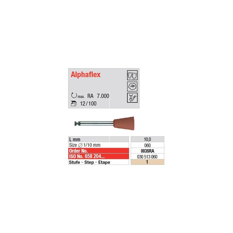 Alphaflex - étape 1 - 0035RA