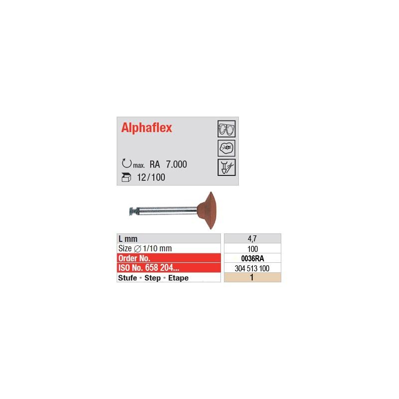 Alphaflex - étape 1 - 0036RA