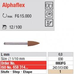 Alphaflex - étape 1 - 0053FG