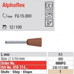 Alphaflex - étape 1 - 0055FG