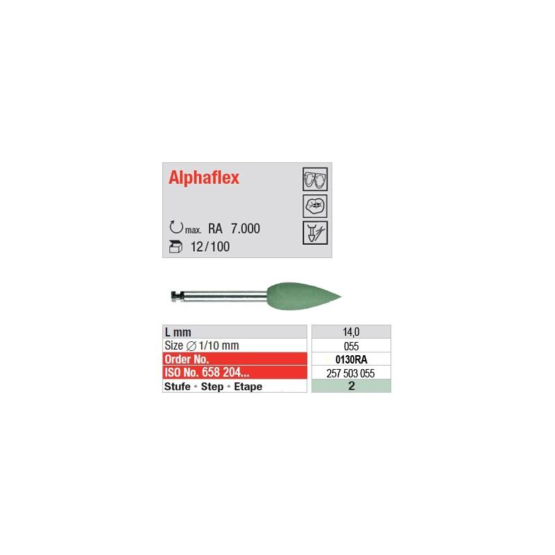 Alphaflex - étape 2 - 0130RA