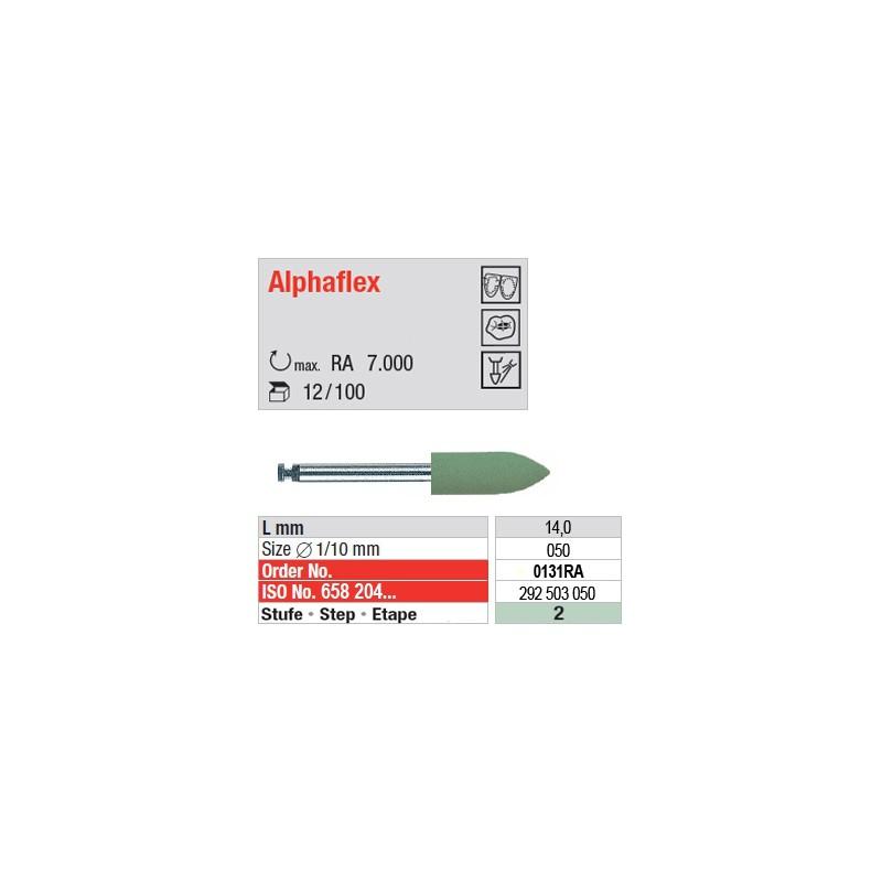Alphaflex - étape 2 - 0131RA