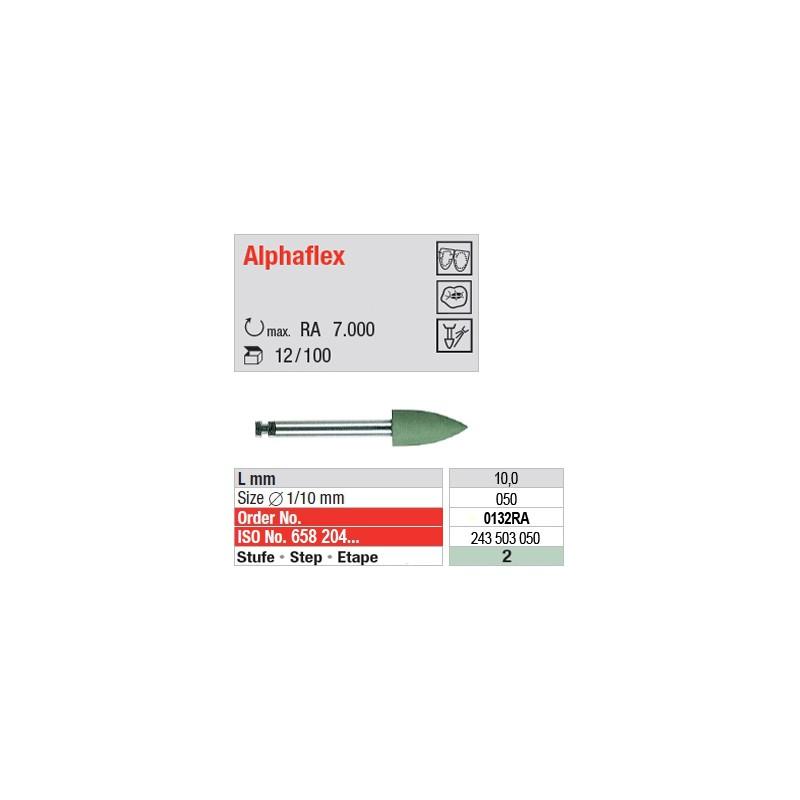 Alphaflex - étape 2 - 0132RA