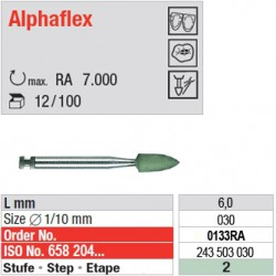 Alphaflex - étape 2 - 0133RA