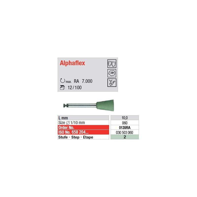 Alphaflex - étape 2 - 0135RA