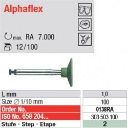 Alphaflex - étape 2 - 0138RA