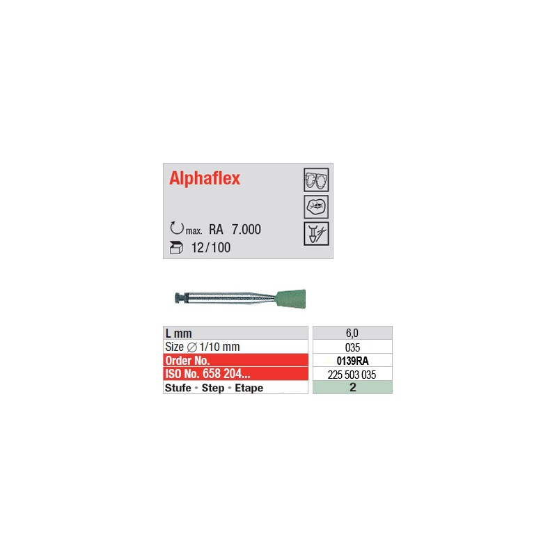Alphaflex - étape 2 - 0139RA
