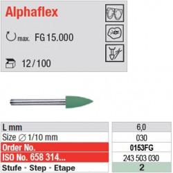 Alphaflex - étape 2 - 0153FG
