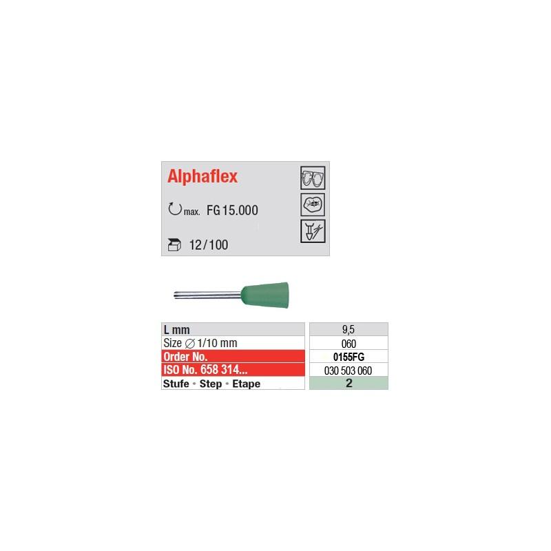 Alphaflex - étape 2 - 0155FG
