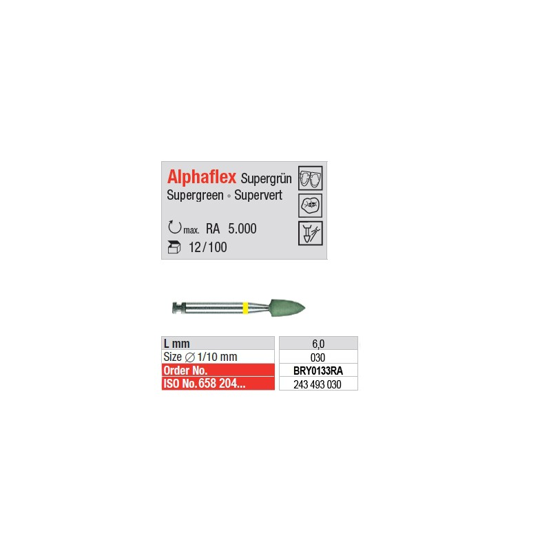 Alphaflex SUPERVERT - BRY0133RA