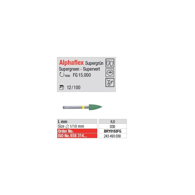 Alphaflex SUPERVERT - BRY0153FG