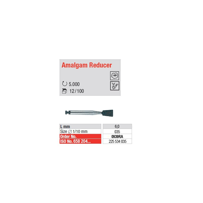 Amalgam Reducer - 0939RA