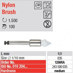 Nylon Brush - 1256RA
