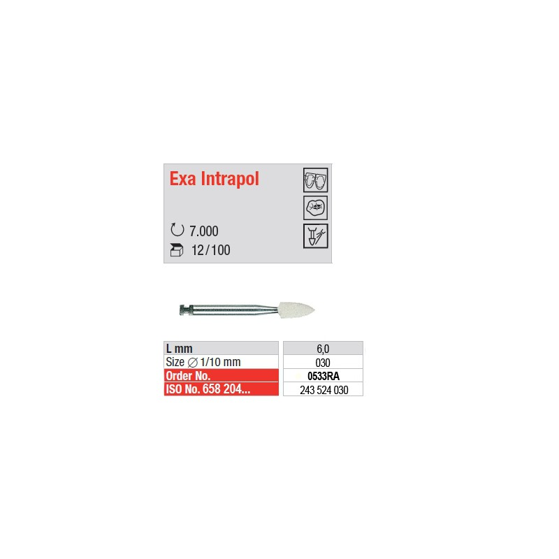 Exa Intrapol - 0533RA