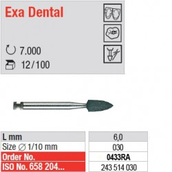 Exa Dental - 0433RA
