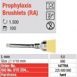 Prophylaxis Brushlets (RA) - hard - 1477RA