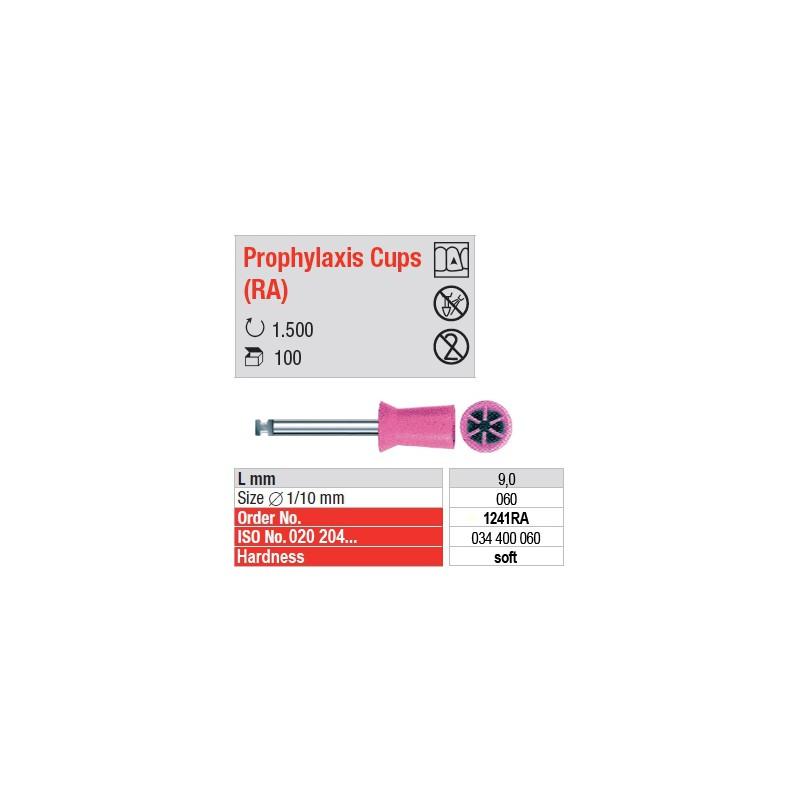 Prophylaxis Cups (RA) - 1241RA