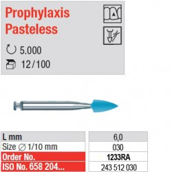 Prophylaxis Pasteless - 1233RA