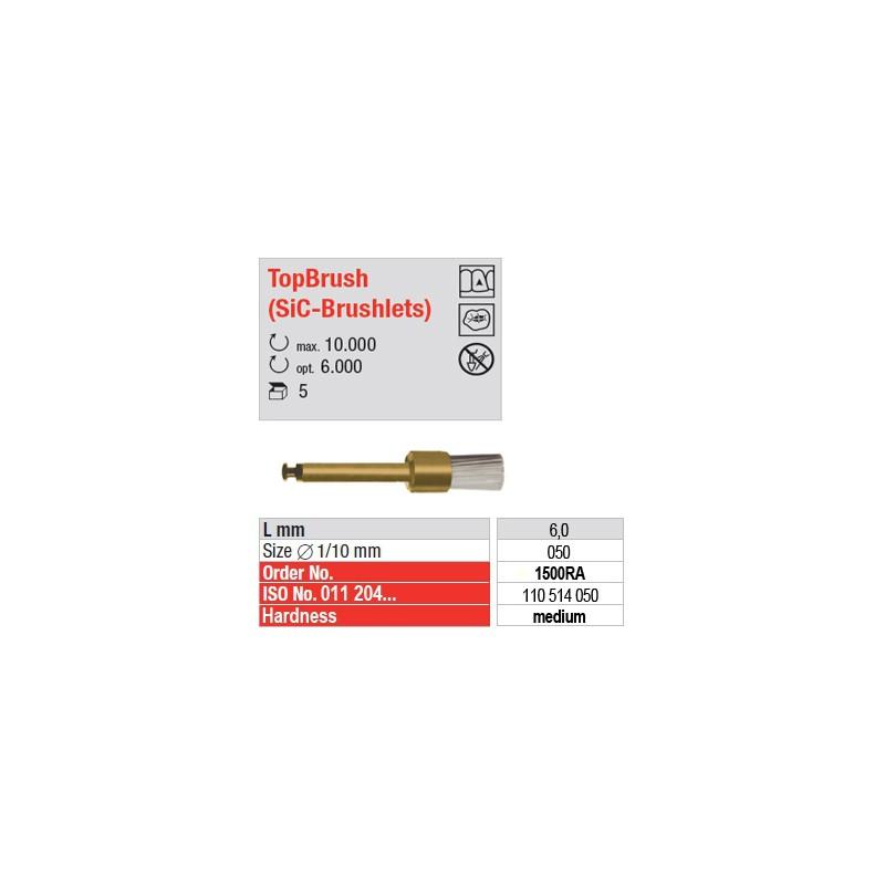 TopBrush (SiC-Brushlets) - 1500RA