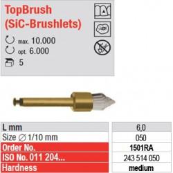 TopBrush (SiC-Brushlets) - 1501RA