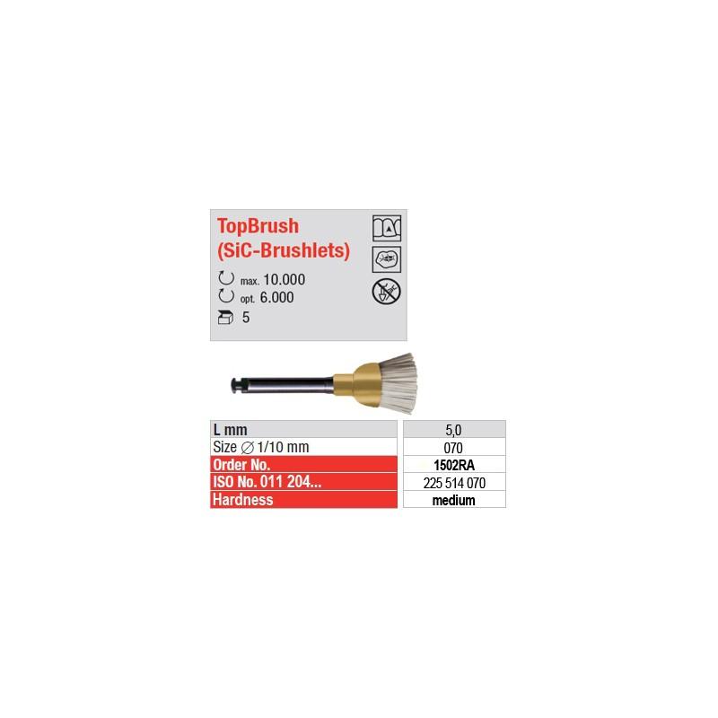 TopBrush (SiC-Brushlets) - 1502RA