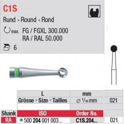 C1S - Fraise carbure de tungstène - C1S.204.021