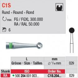 C1S - Fraise carbure de tungstène - C1S.204.029