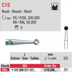 C1S - Fraise carbure de tungstène - C1S.205.021