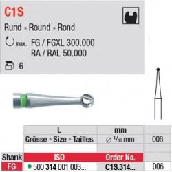 C1S - Fraise carbure de tungstène - C1S.314.006
