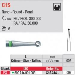 C1S - Fraise carbure de tungstène - C1S.314.007