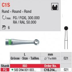 C1S - Fraise carbure de tungstène - C1S.314.021