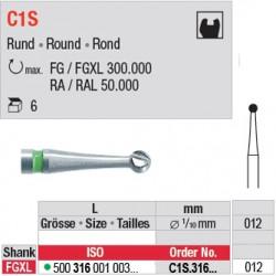 C1S - Fraise carbure de tungstène - C1S.316.012