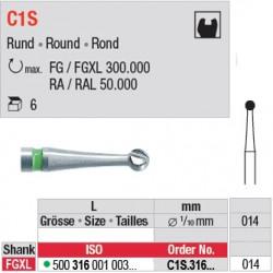 C1S - Fraise carbure de tungstène - C1S.316.014