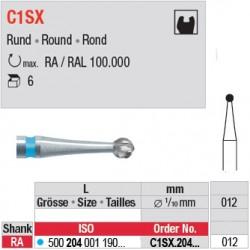C1SX - Fraise carbure de tungstène - C1SX.204.012