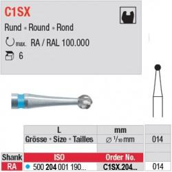 C1SX - Fraise carbure de tungstène - C1SX.204.014