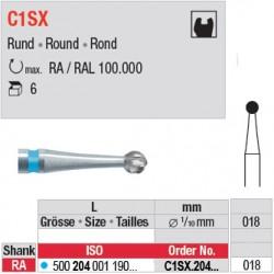 C1SX - Fraise carbure de tungstène - C1SX.204.018