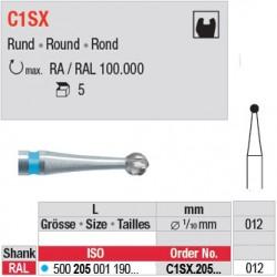 C1SX - Fraise carbure de tungstène - C1SX.205.012