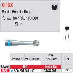 C1SX - Fraise carbure de tungstène - C1SX.205.021