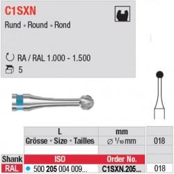 C1SXN - Fraise carbure de tungstène - C1SXN.205.018