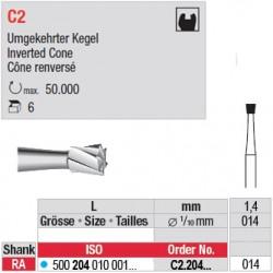 C2 - Fraise carbure de tungstène - C2.204.014