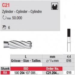 C21 - Fraise carbure de tungstène - C21.204.016
