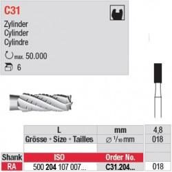 C31 - Fraise carbure de tungstène - C31.204.018