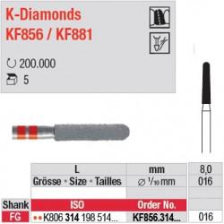 K-Diamant FG - KF856.314.016