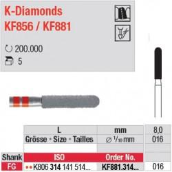 K-Diamant FG - KF881.314.016
