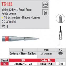 Fraises à finir en C.T. - TC133F.314.010