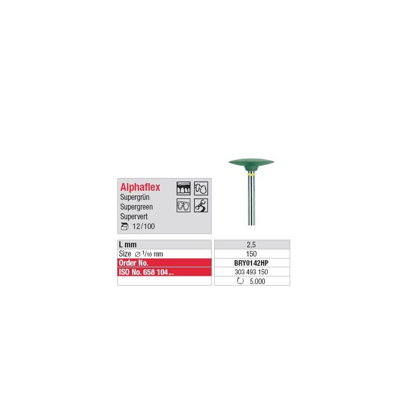 Alphaflex - Supervert - BRY0142HP
